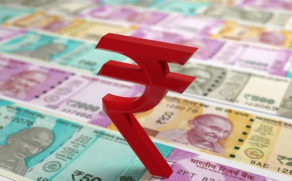 Rupee gains settles for 10 paise higher at 73.85 against dollar