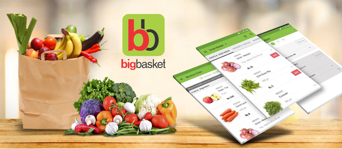 Tata Group is reportedly nearing a deal to buy BigBasket