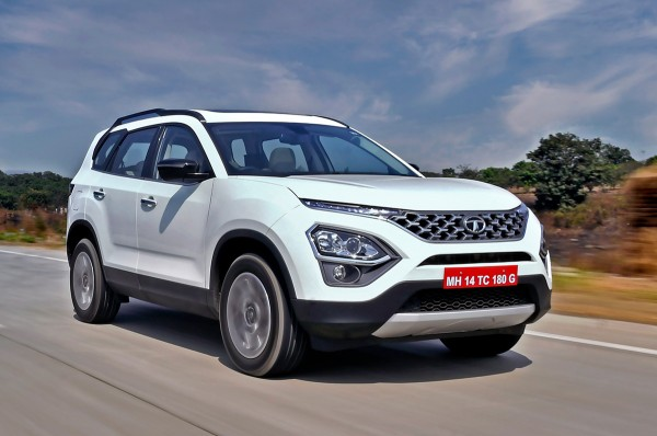 10,000th unit of new Safari rolled out by Tata Motors