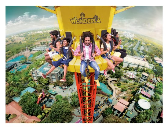 Wonderla Kochi decides to welcome Covid-19 frontline workers exclusively