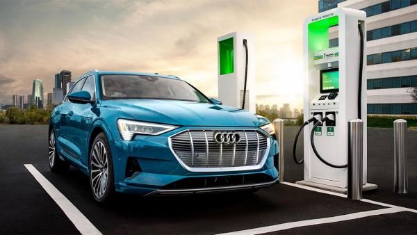 Audi unveils 3 all-electric SUVs under its e-tron range