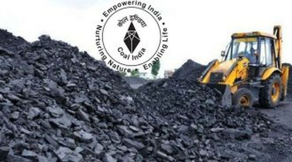 Coal India's Q3 production grows6.3%