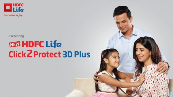 Term insurance policy Click 2 Protect Life introduced by HDFC Life