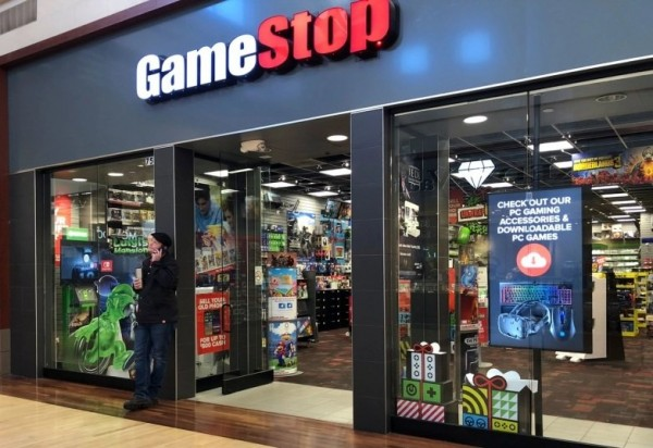GameStop's rally slows down after trading platforms prevent purchases