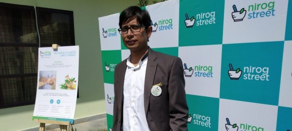 $2.5 mn funding garnered by NirogStreet from Pureland Venture, others