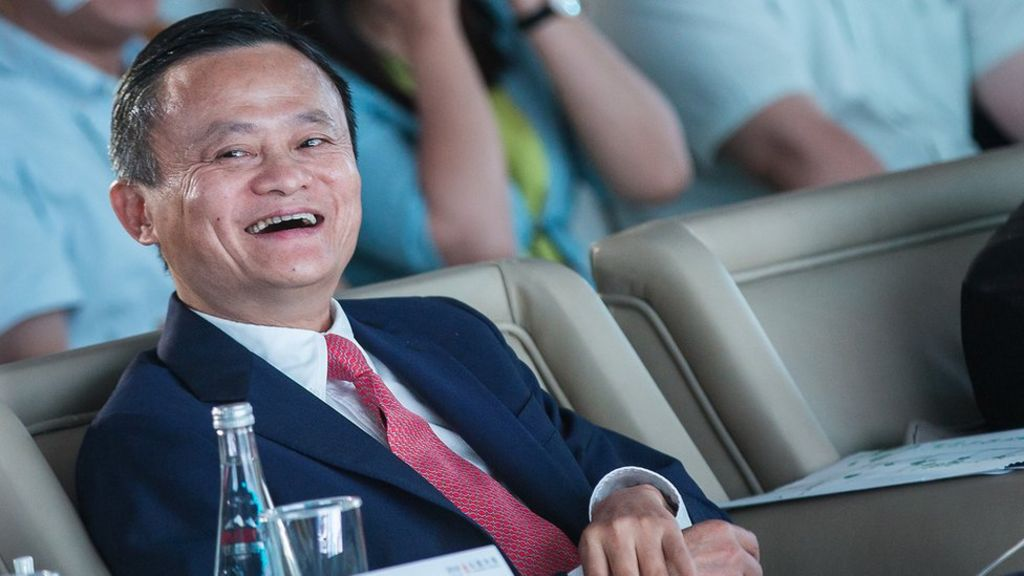 Jack Ma's Ant Group is said to lift IPO funding target to $35 billion