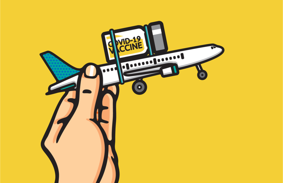 SpiceJet, Air India are ready to fly vaccines from Pune on 12th January