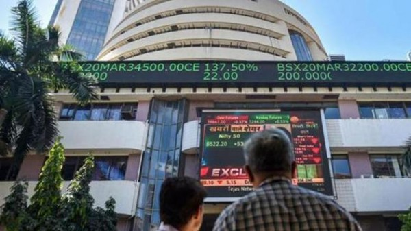 Investors' confidence in Indian markets on the rise as cases fall