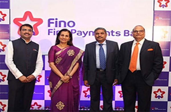 📌 Fintech player Fino Payments Bank to launchs its IPO on October 29
