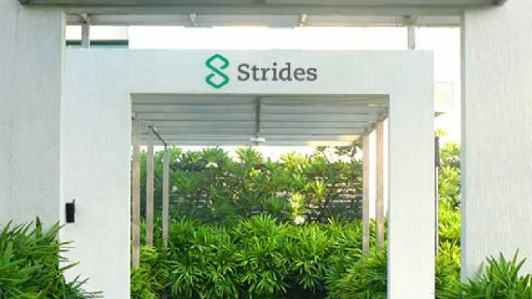 Societe Generale buys 0.7% stake in Strides Pharma