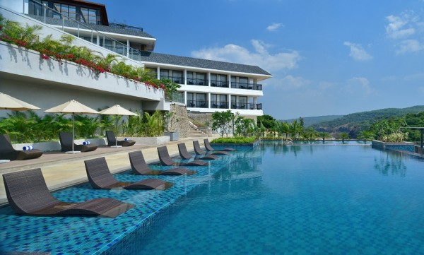 A new hotel unveiled by Marriott International in Mahabaleshwar