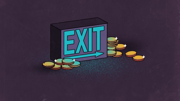 Warburg exits three companies despite market slump