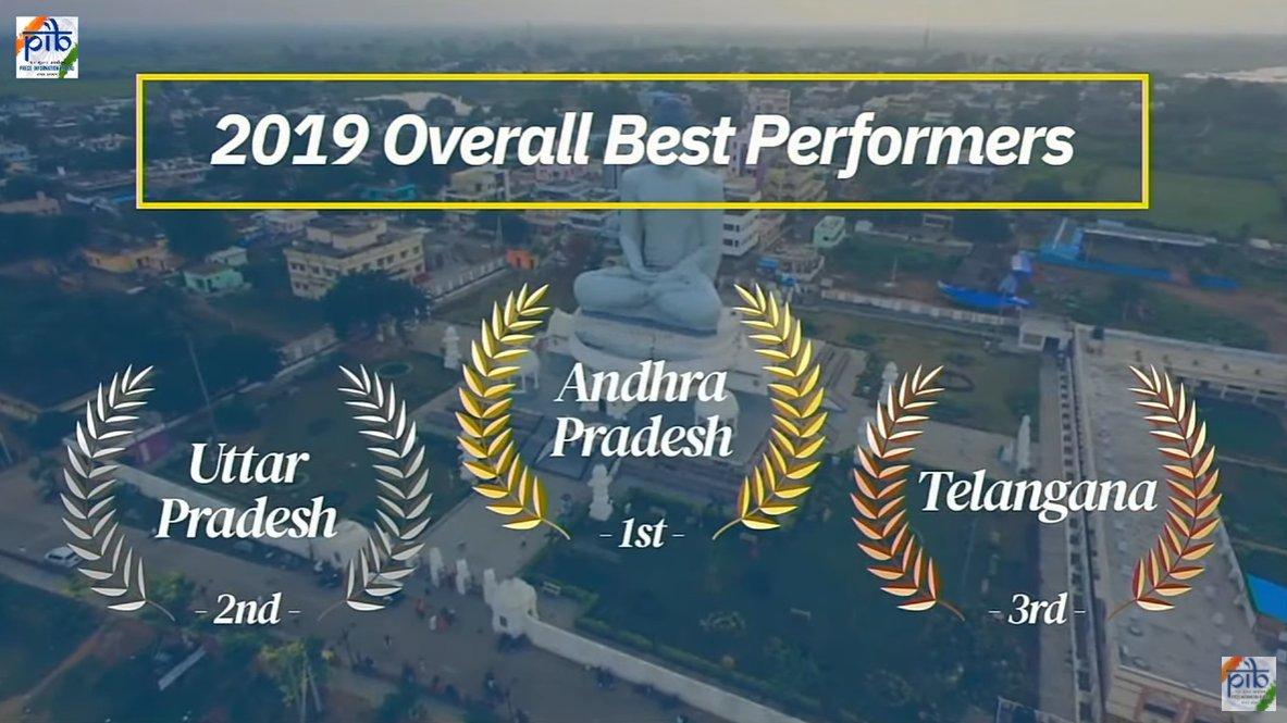 Ease of doing business ranking: Andhra Pradesh tops again