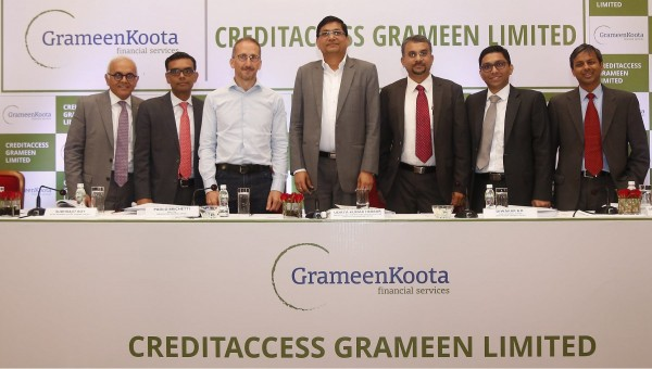 CreditAccess Grameen wins 'Micro Finance Organisation of the Year' award