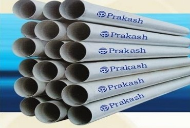 Prakash Pipes announces 44% growth in net profit to Rs36crore