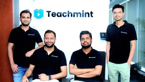 Edtech startup Teachmint valued at  $500 million post fresh funding