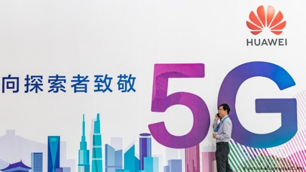 Huawei may initiate charging 5G royalties from Apple, Samsung