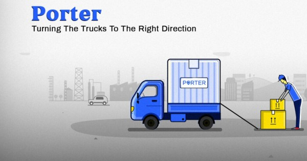 Porter garners Rs 750 Cr in its Series E led by Tiger Global