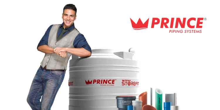 Prince Pipes introduces Storefit Water Tanks in 3 states