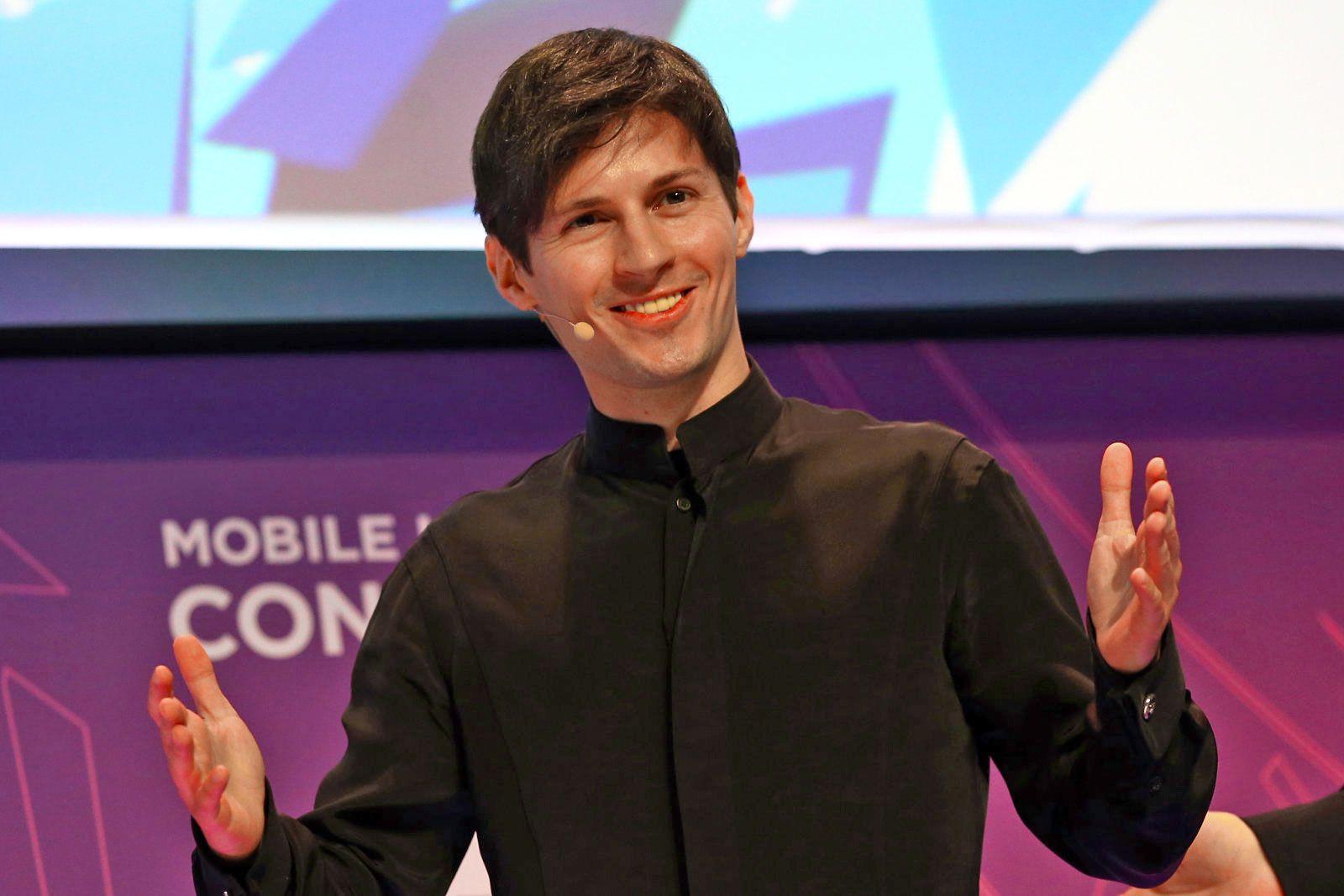"Telegram founder Pavel Durov says, ""Won't ever monetize private data"""